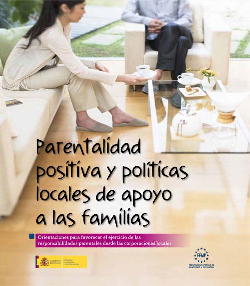 """El Ministerio de Sanidad presenta la """"Guía de Parentalidad positiva y políticas locales de apoyo a las familias"""""""