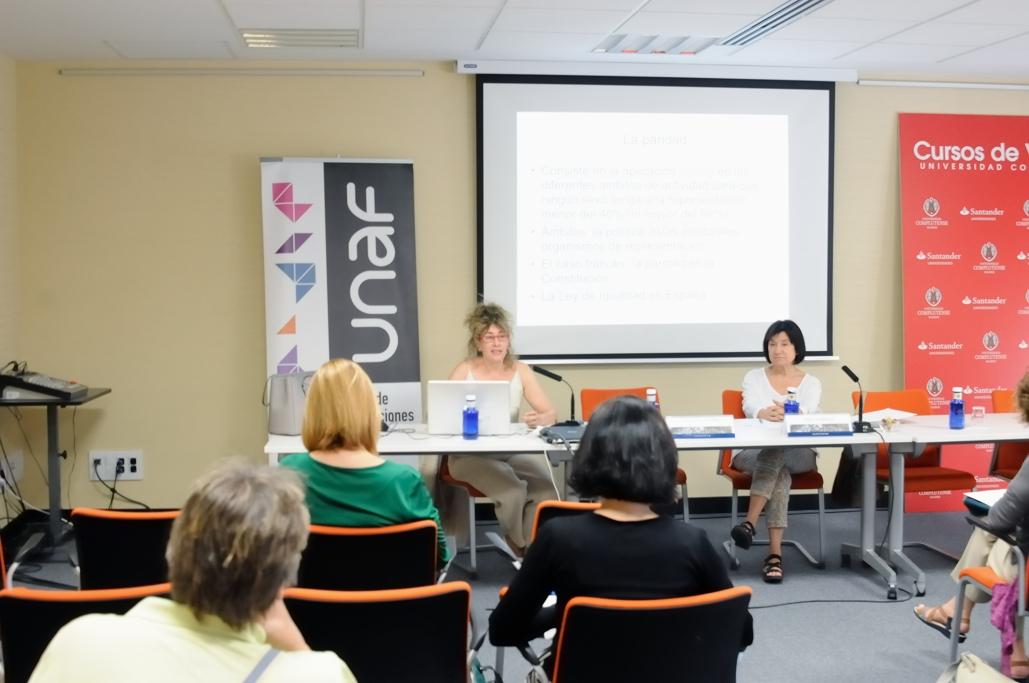 """""""Se necesitan políticas de igualdad y de conciliación para garantizar el cuidado de las personas"""""""