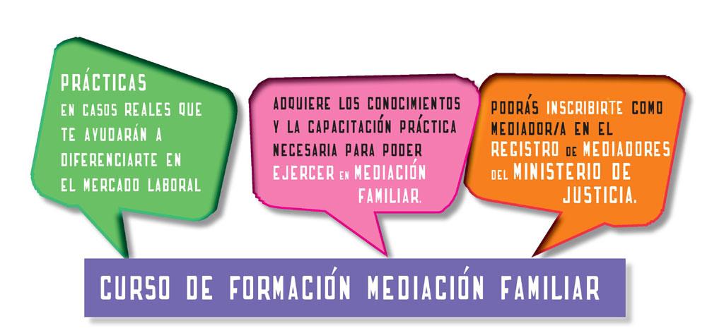 """""""Curso de Formación en Mediación Familiar"""" de UNAF (2015-2016)"""