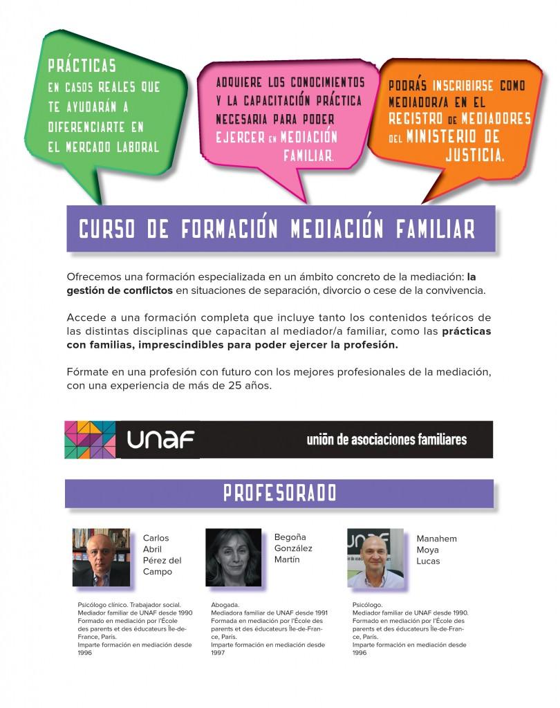 UNAF_curso_formacion_Mediacion_Familiar_2015