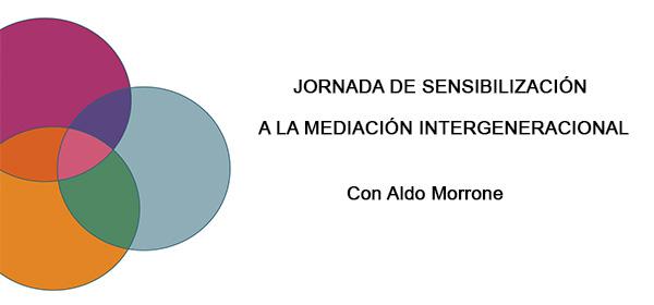 Jornada de Sensibilización a la Mediación Intergeneracional (7 de octubre)
