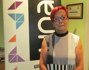 Ascensión Iglesias, presidenta de UNAF