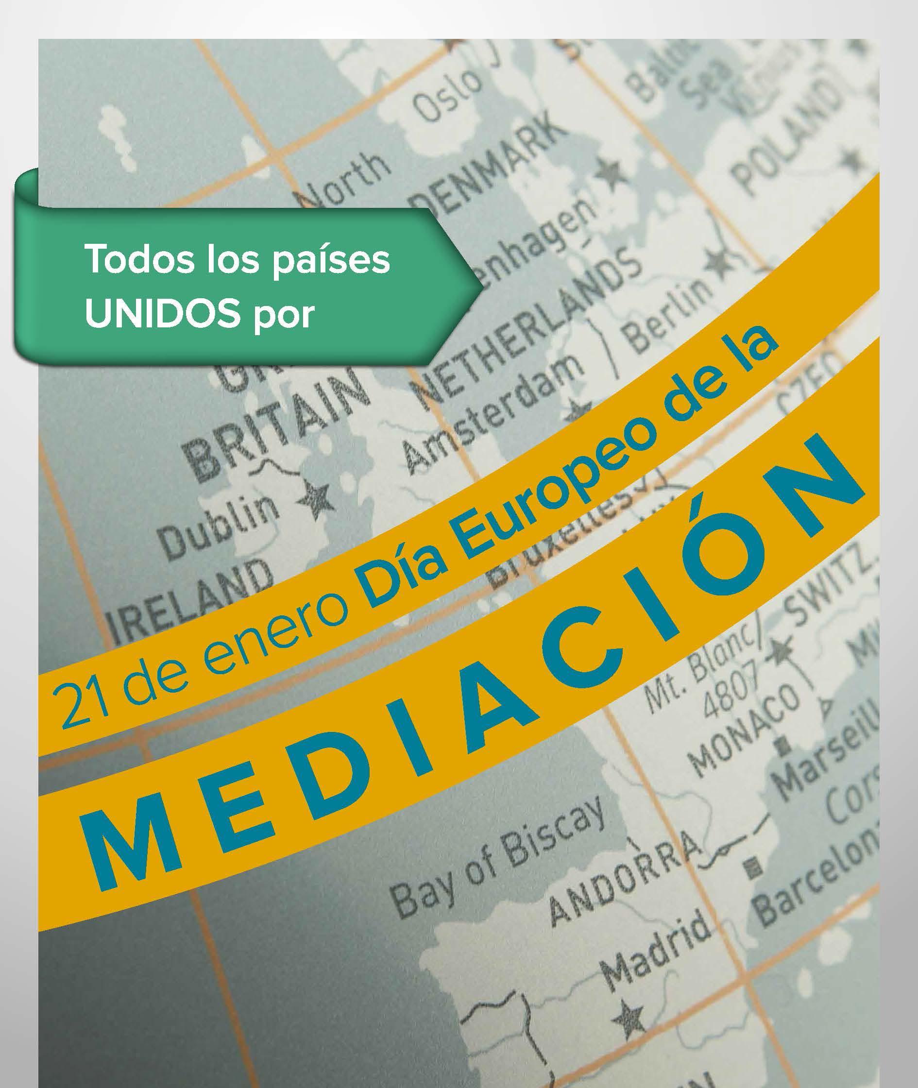 Día de la Mediación 2016, ¿te unes?