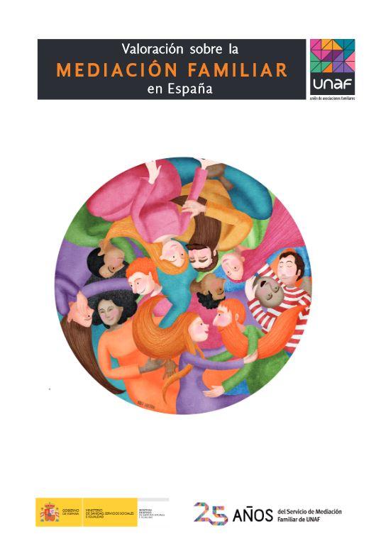 """Informe """"Valoración de la mediación familiar en España"""""""
