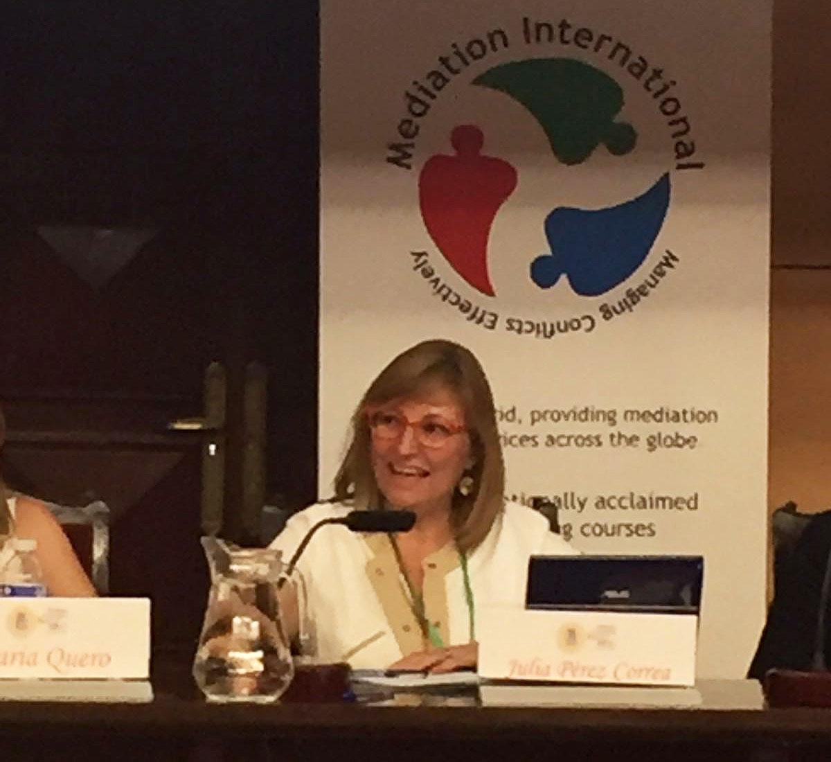 UNAF participa en el IV Congreso Mundial de Mediación
