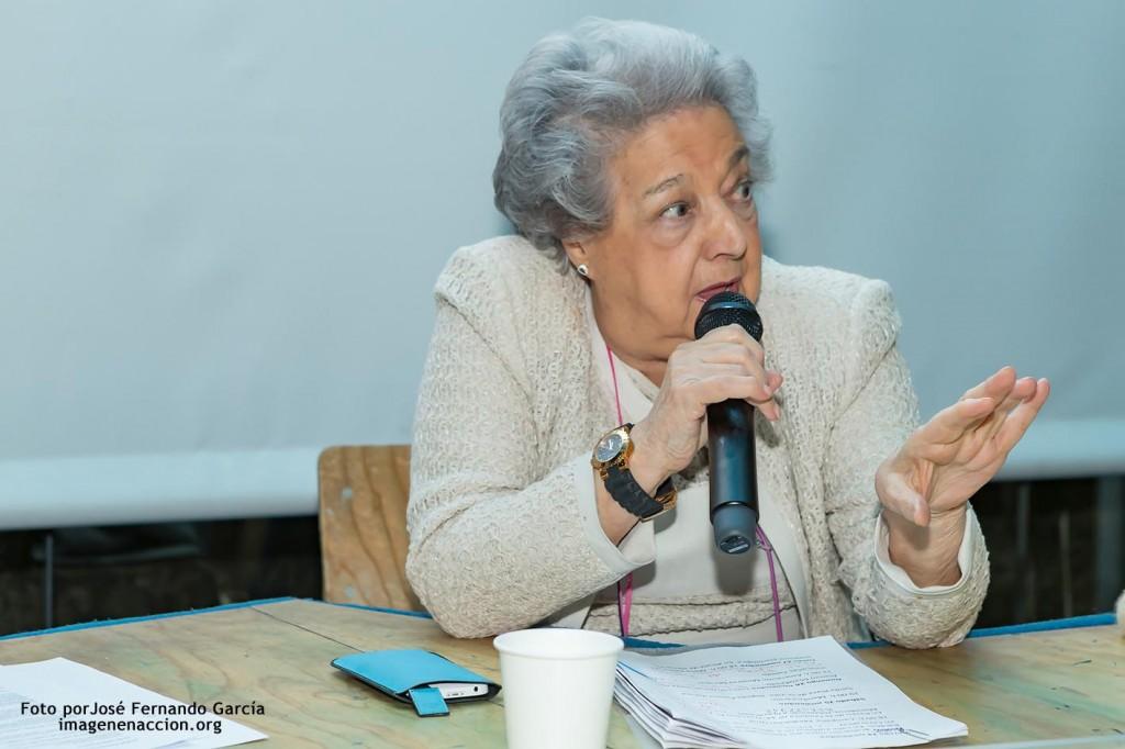 Ana María Pérez del Campo, cofundadora de UNAF.