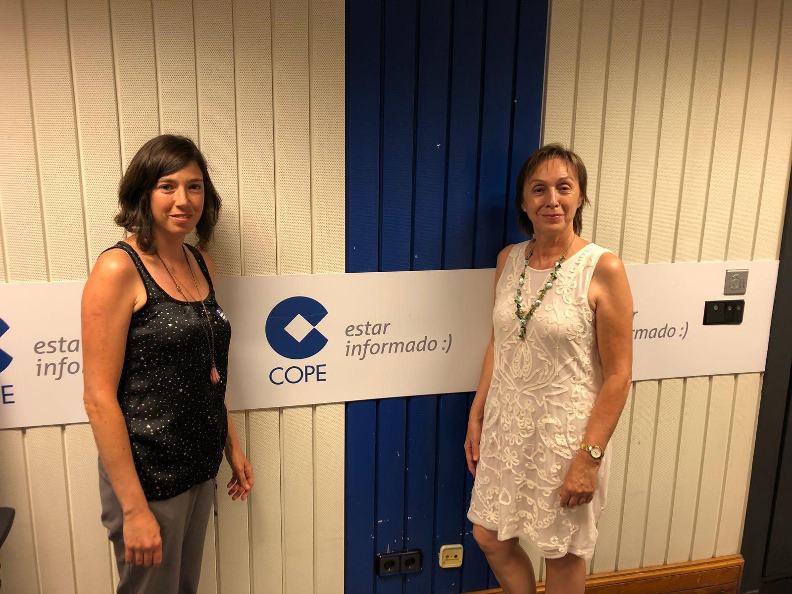 Presentamos nuestros talleres de sensibilización en mediación familiar y adolescentes, y familias reconstituidas en COPE Más Madrid