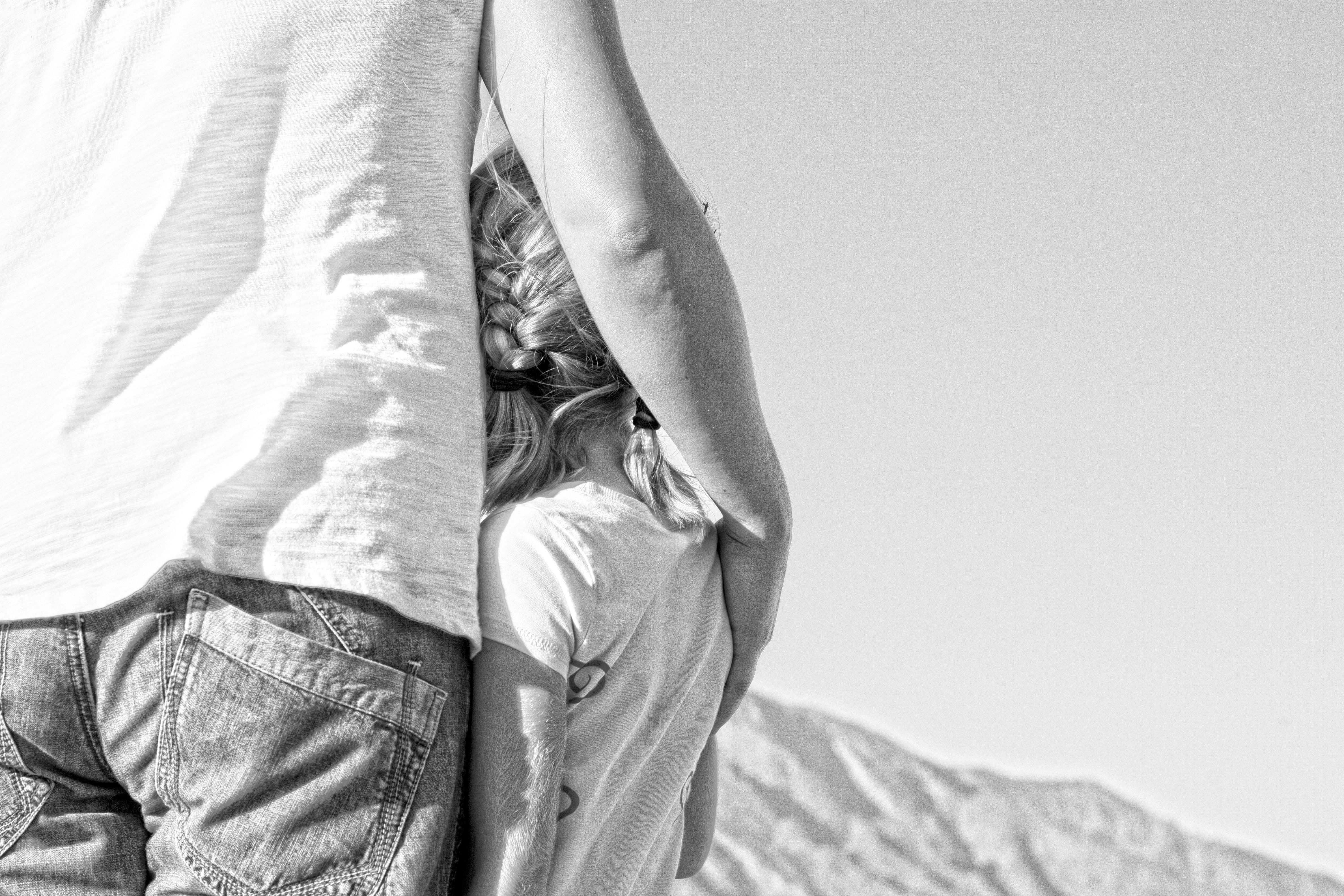 La importancia de la relación parental después de la ruptura