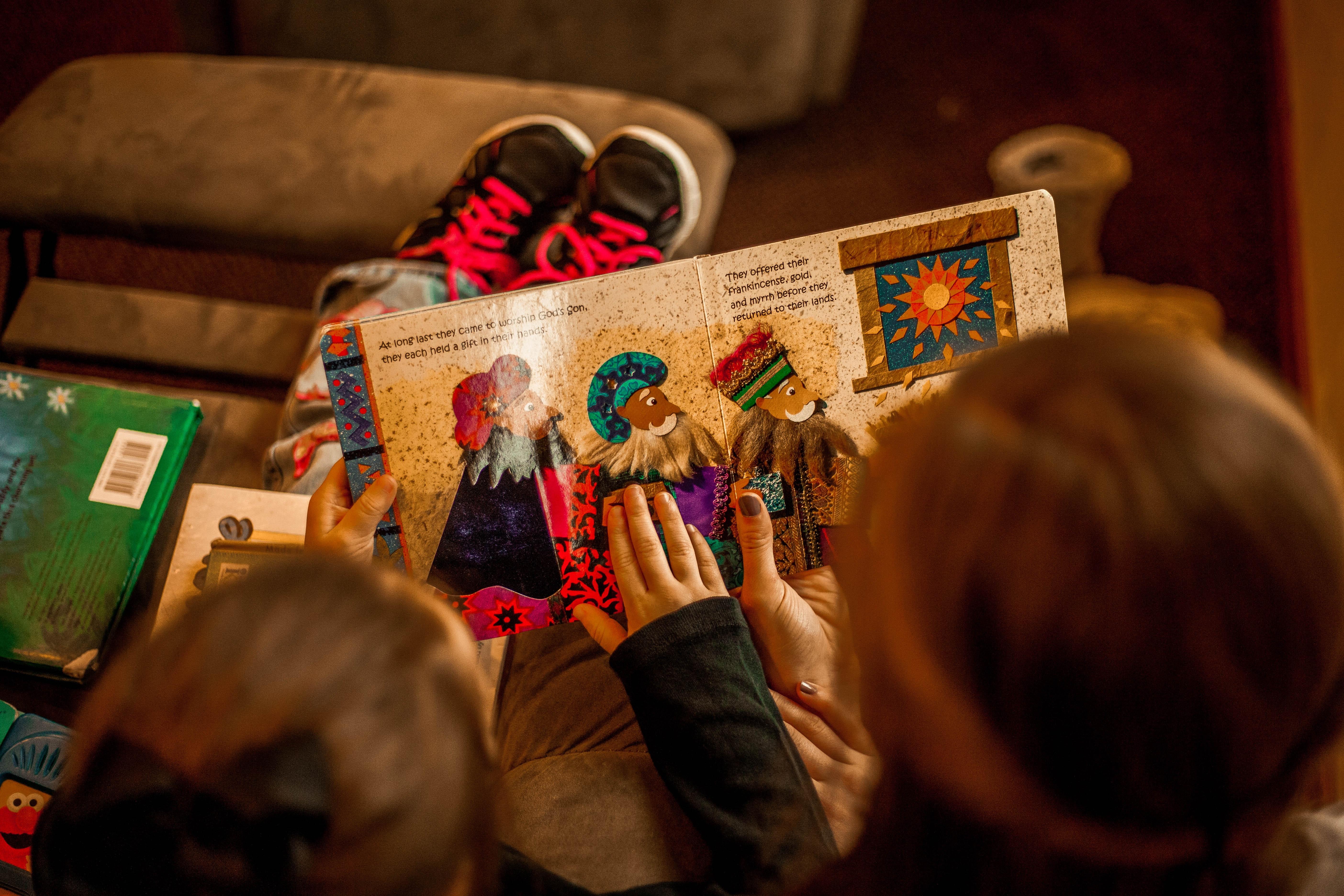 13 pautas para una convivencia positiva con niños y niñas durante la cuarentena